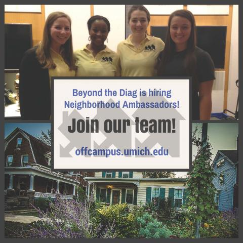 Poster for joining Beyond the Diag