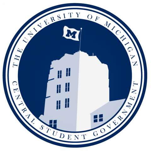 Central Student Government logo