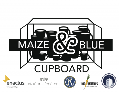 Maize & Blue Cupboard Logo