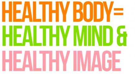 Poster for Healthy Body
