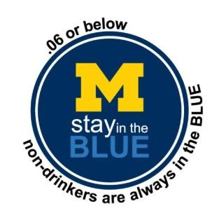 stay in the blue logo