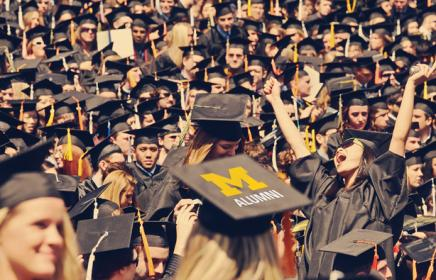 University of Michigan graduates.